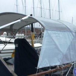 Nauticat 39 bimini_4