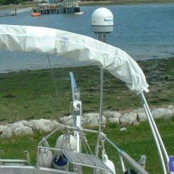 Nauticat 42 bimini_1