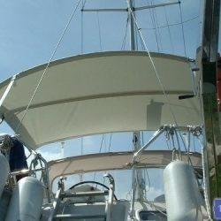 Nauticat 42 bimini_3