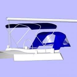 Oyster 406 Bimini_1
