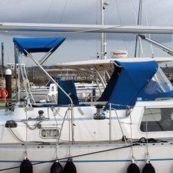Oyster 406 Bimini_15