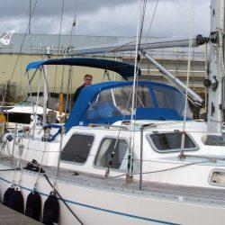 Oyster 406 Bimini_16