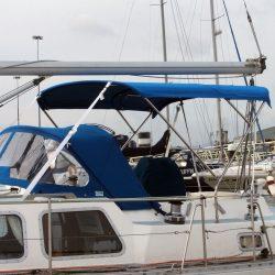 Oyster 406 Bimini_17