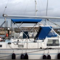Oyster 406 Bimini_18