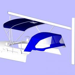 Oyster 406 Bimini_3