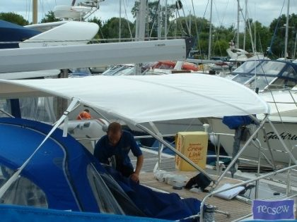 Southerly 115, series 3 Bimini_1