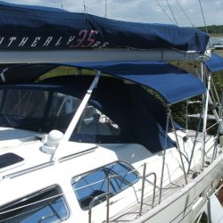 Southerly 35rs, 3 part Bimini_4