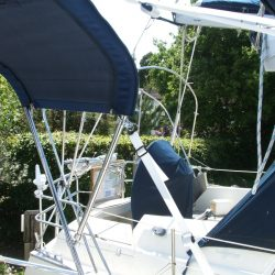 Southerly 35rs, 3 part Bimini_6