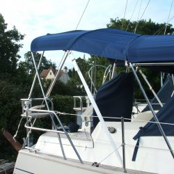 Southerly 35rs, 3 part Bimini_8