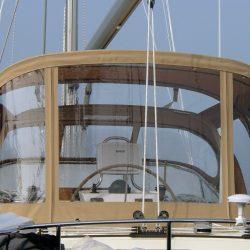 Southerly 420 Bimini, optional Bimini Conversion_1