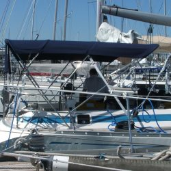Swan 46 Bimini with forward extension_1