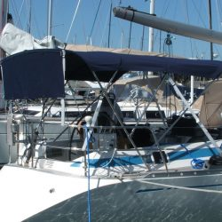 Swan 46 Bimini with forward extension_2
