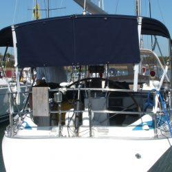 Swan 46 Bimini with forward extension_3
