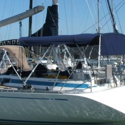 Swan 46 Bimini with forward extension_4
