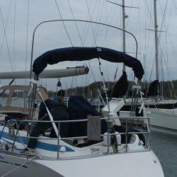 Swan 46 Bimini with forward extension_5
