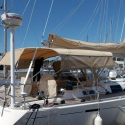 Dufour 525 Bimini Side Shade Panels_2