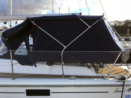Hanse 415, Bimini Extended Side Shade Panels_1