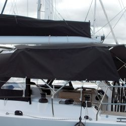 Hanse 455 Bimini Side Shade Panels_2
