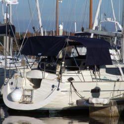 Southerly 110 Bimini with Optional Side Shade Panels_1