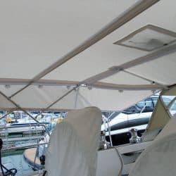 Sweden 54 Helm Bimini Side Shade Panels_4