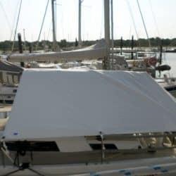 Grand Soleil 38 Boom Tent_2