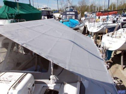 Hanse 315 Boom Tent_1