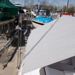 Hanse 315 Boom Tent_2