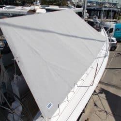 Hanse 315 Boom Tent_3