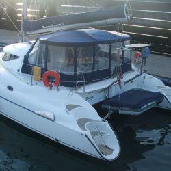 Athena Catamaran Cockpit Enclsoure, Serenity_9