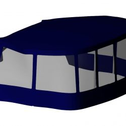 Athena Catamaran Cockpit Enclsoure, Serenity_4