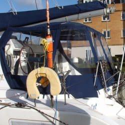 Lagoon 380, Bimini Conversion, Design 2, ref Gira _5