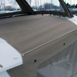 Lagoon 400 Cockpit Enclosure With Internal Window Blinds_6