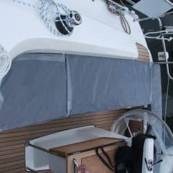 Bavaria Cruiser 36, 2013 Cockpit Cushions_2