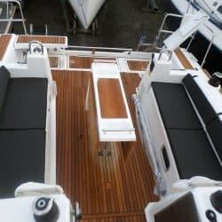 Beneteau Oceanis 38 Cockpit Cushions_4