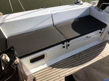 Beneteau Oceanis 45, Cockpit Cushions_1
