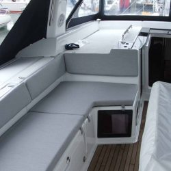 Beneteau Oceanis 55 Cockpit Seat and Back Cushions_4