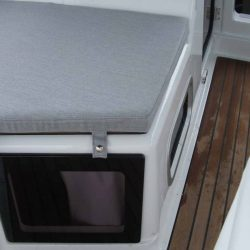 Beneteau Oceanis 55 Cockpit Seat and Back Cushions_6