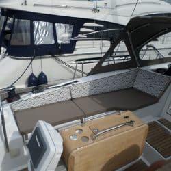 Jeanneau Sun Odyssey 41ds Cockpit Cushions, seats and backs_3