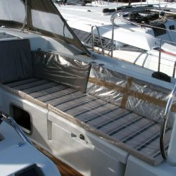 Jeanneau Sun Odyssey 509 Cockpit Seat and Back Cushions_1
