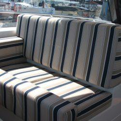 Sealine SC 46 Cockpit Upholstery_2