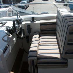 Sealine SC 46 Cockpit Upholstery_3
