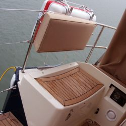 Southerly 38 Helm Backrests_3