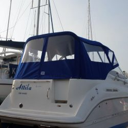 Bayliner Cierra 2655 Fore and Aft Cockpit Canopies_1