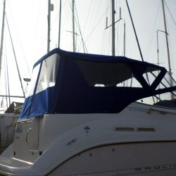 Bayliner Cierra 2655 Fore and Aft Cockpit Canopies_2