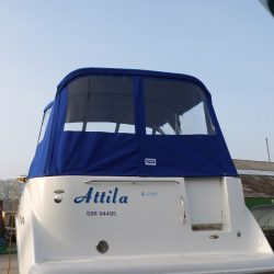 Bayliner Cierra 2655 Fore and Aft Cockpit Canopies_3