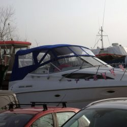 Bayliner Cierra 2655 Fore and Aft Cockpit Canopies_4