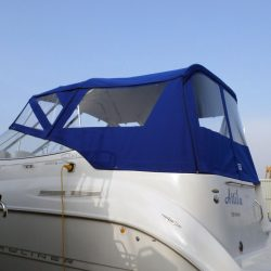 Bayliner Cierra 2655 Fore and Aft Cockpit Canopies_6