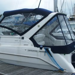 Bayliner Cierra 2855 Fore and Aft Canopies_9