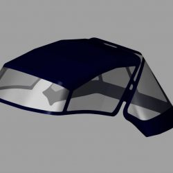 Bayliner Cierra 2855 Fore and Aft Canopies_4