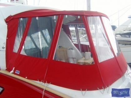 Beneteau Antares 12 Flyer Cockpit Enclosure_1